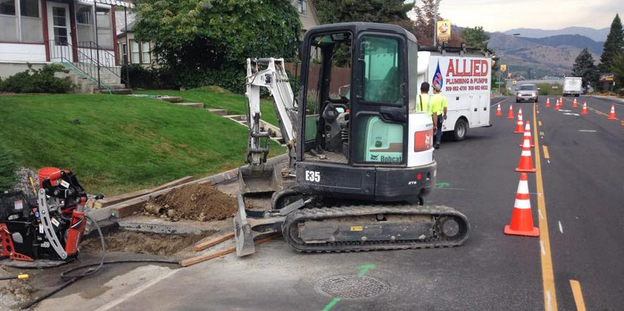 Five Reasons You Should Choose Trenchless Sewer Line Repair