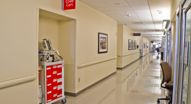 The Importance of Medical Cart Power Supplies