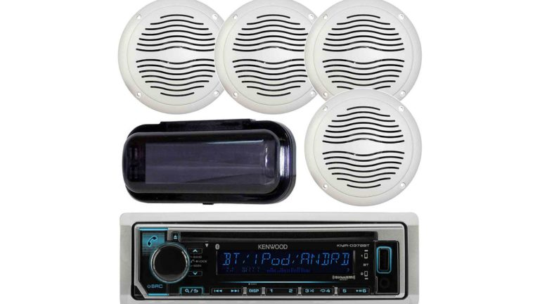 Marine Stereos: Installation Tips
